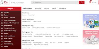 Situs Toko Online jd.id yang Bisa Bayar Ditempat atau COD di Indonesia