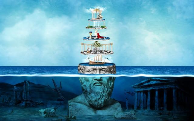 Mencari Jejak Peradaban Kota Atlantis