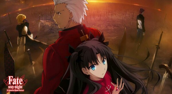 Fate/Stay Night: Ultimate Blade Works
