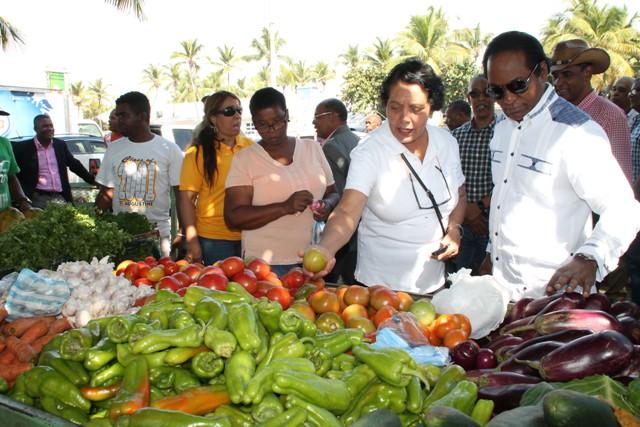 Inespre inicia venta de productos en feria Agropecuaria 2018