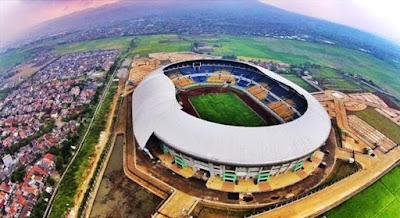 Stadion GBLA Jadi Ajang Balap Liar Knalpot Bising