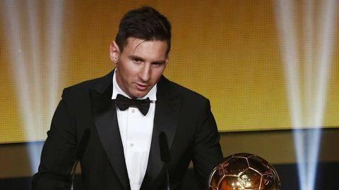 Ballon d'Or Tak Layak Buat Lionel Messi