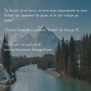 Stafie de George Hentu