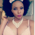 Yemi Alade Parades Hot Boobs in Skimpy Top (Photo)