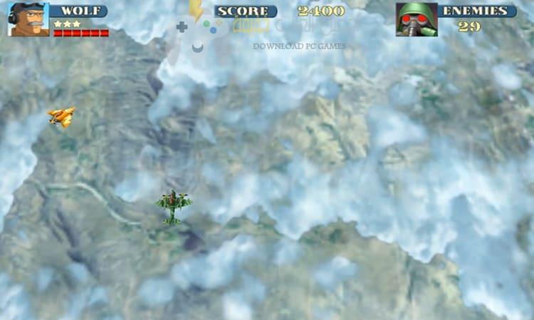 تحميل لعبة حرب الطائرات للكمبيوتر برابط مباشر