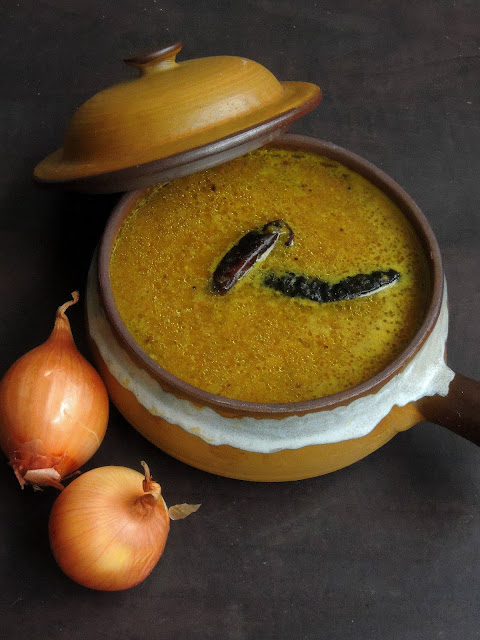 Onion Rasam, Onion Indian soup