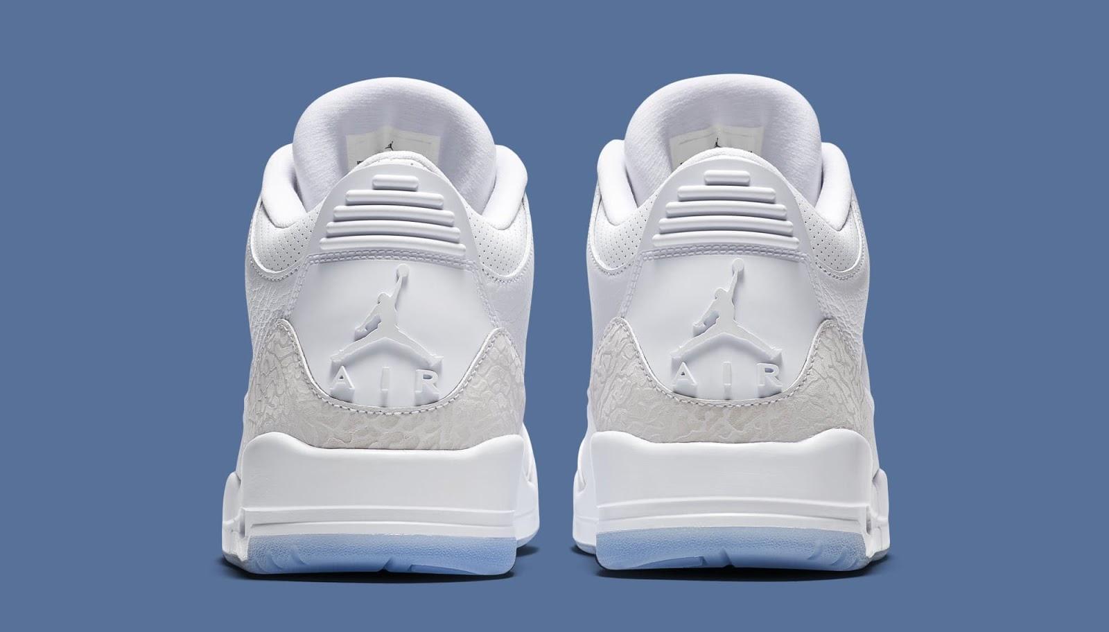 c1a3b5ceaa2 Swag Craze  First Look  Nike Air Jordan 3 Retro  Pure White