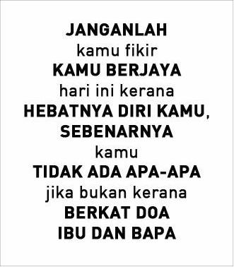Doa Untuk Ayah dan Ibu Kita.... Jom Ameen kan Bersama...