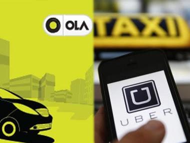 Ola Uber crime cases