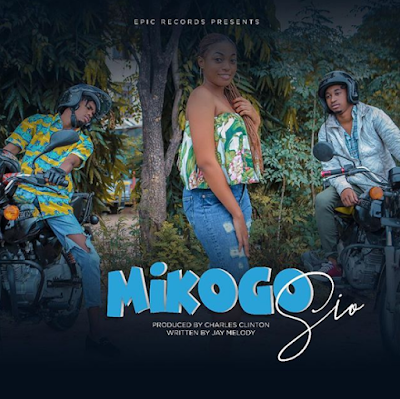 AUDIO | Jay Melody Ft Dogo Janja - MIKOGO SIO || Download Mp3 [New Song]
