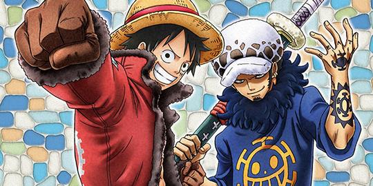 NewType Magazine, One Piece, Actu Japanime, Japanime, Toei Animation,