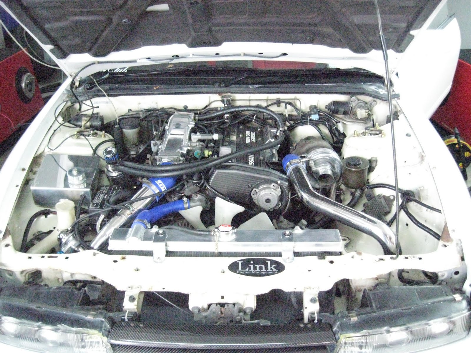 ST Hitec's Tuning Diary: S13 CA18 with LINK G4