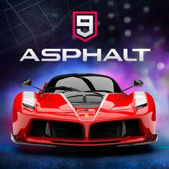 Asphalt 9 Legends Mod Apk (Mega Mod) Android