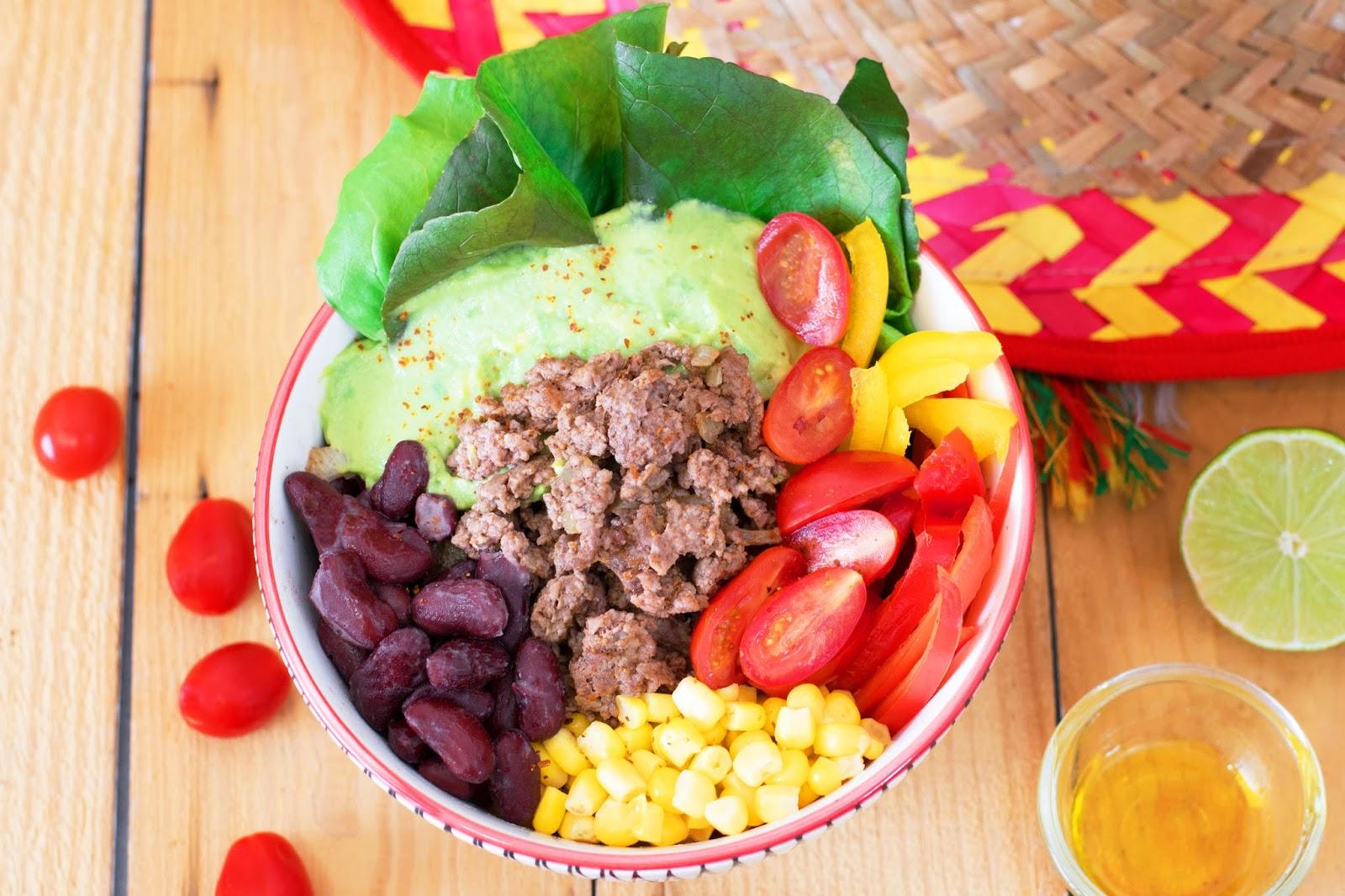 recette Salade healthy
