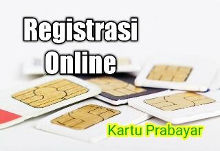 registrasi online sim card prabayar