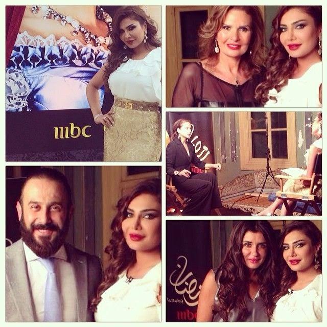 5968639ab يذكر أن العوضي تخوض تجربة درامية جديدة مع مواطنتها الممثلة سعاد عبد الله في  مسلسل