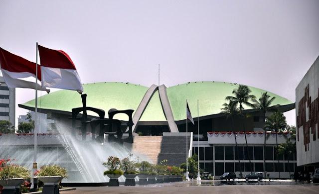 Struktur Sistem Politik di Indonesia