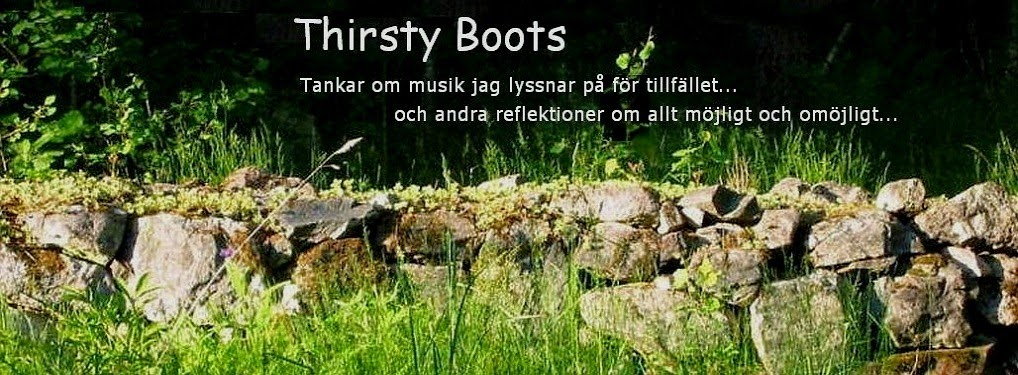 Thirsty Boots