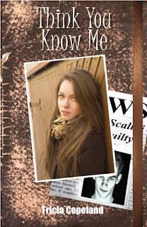 Think You Know Me, Being Me, Tricia Copeland, New Adult, clean