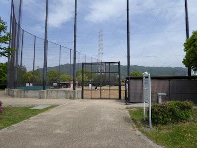 深北緑地公園 軟式野球場