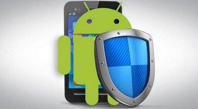 Ilustrasi Antivirus Android