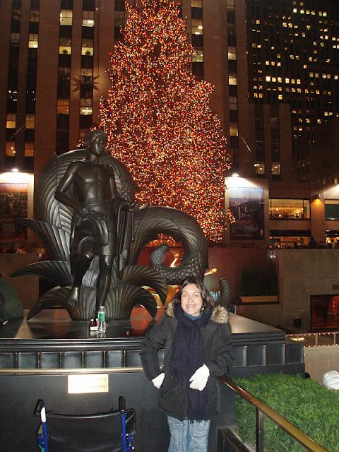 Décorations de Noël New York