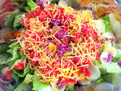 Redbud Chef Salad