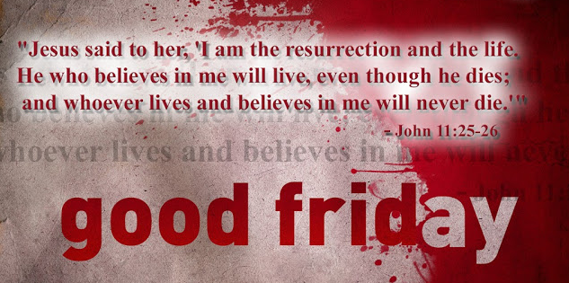 Good Friday SMS Quotes In English