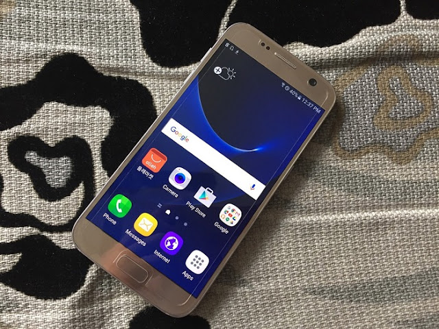 Samsung Galaxy S7 xách tay và chính hãng không có nhiều khác biệt về cấu hình
