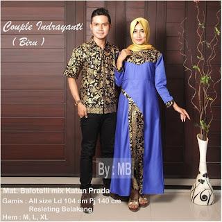 Batik Couple Indrayanti