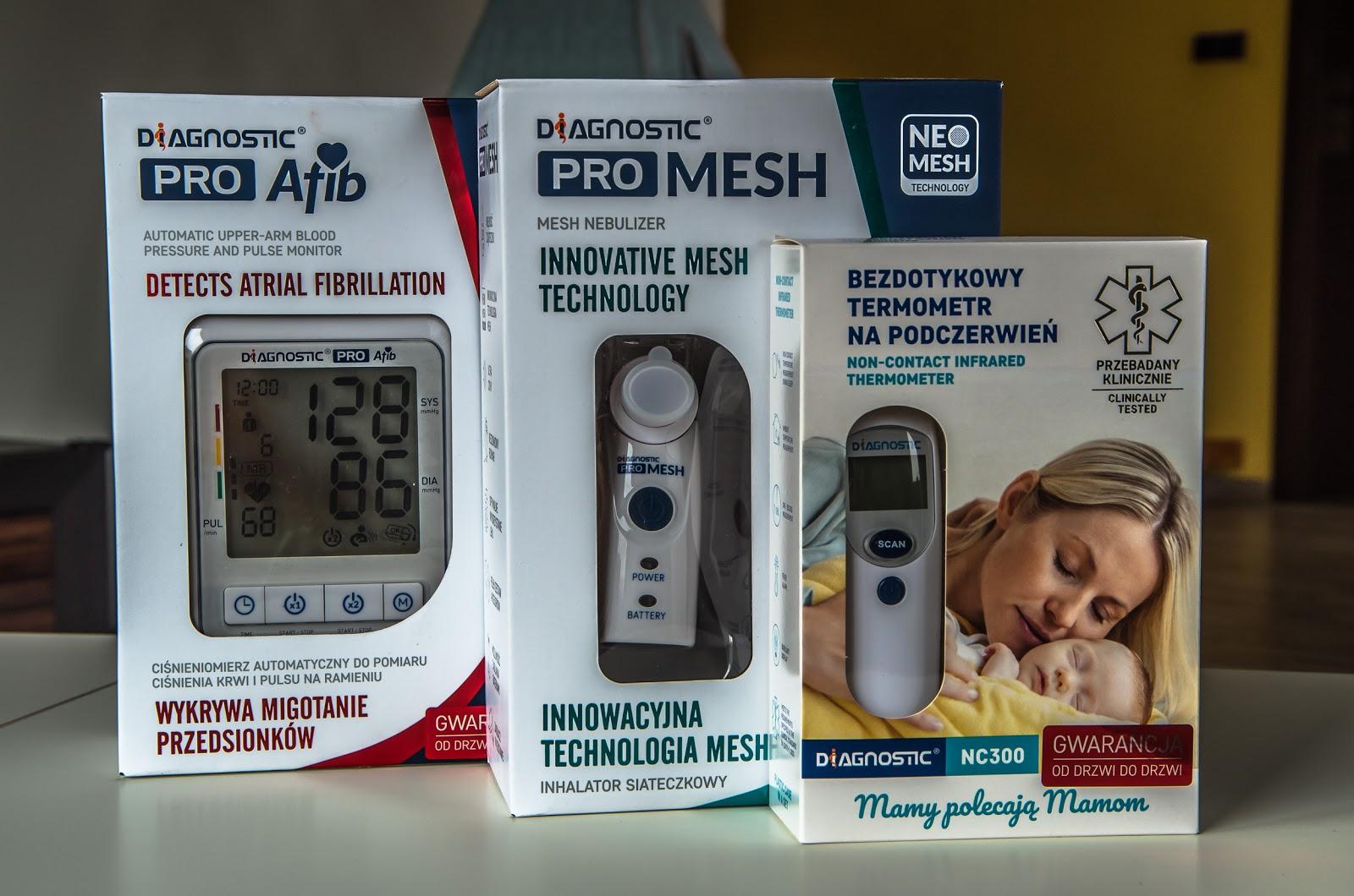 urządzenia Diagnostic