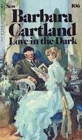 Love In The Dark - Barbara Cartland