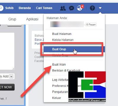 Bagi seorang pemain lama di FB tentu saja sudah kaya mengetahui fitur Panduan Tutorial Gampang Membuat Grup Tertutup / terbuka Di Facebook
