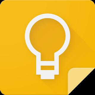 تطبيق Google Keep لتسجيل الملاحظات