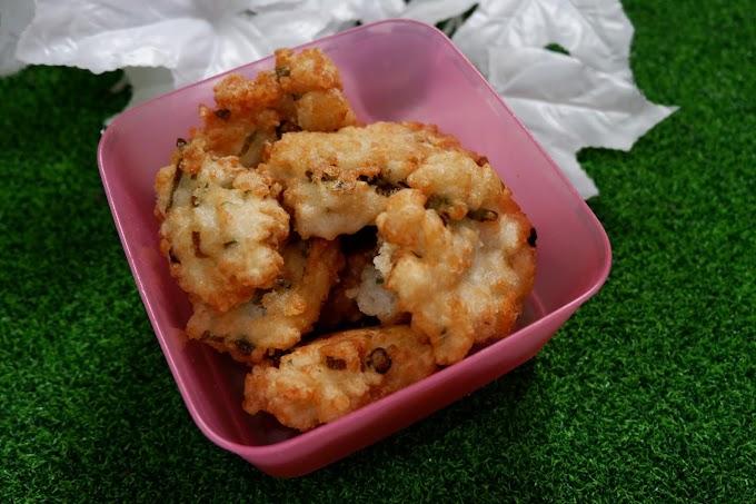 Resep : Cireng Nasi Crispy
