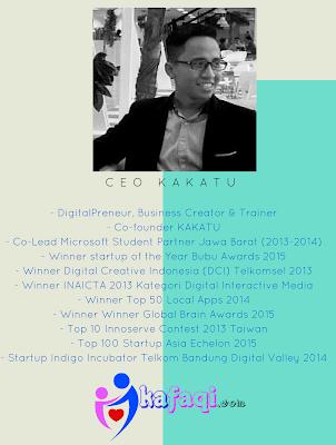 CEO KAKATU - Muhamad Nur Awaludin