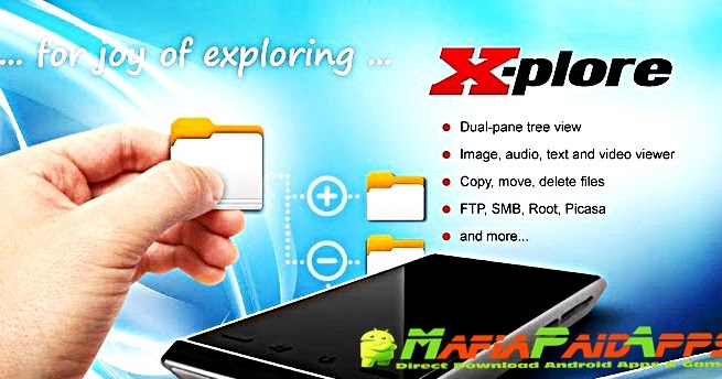 X-plore File Manager v3 98 14 [Mod Lite] Apk for Android