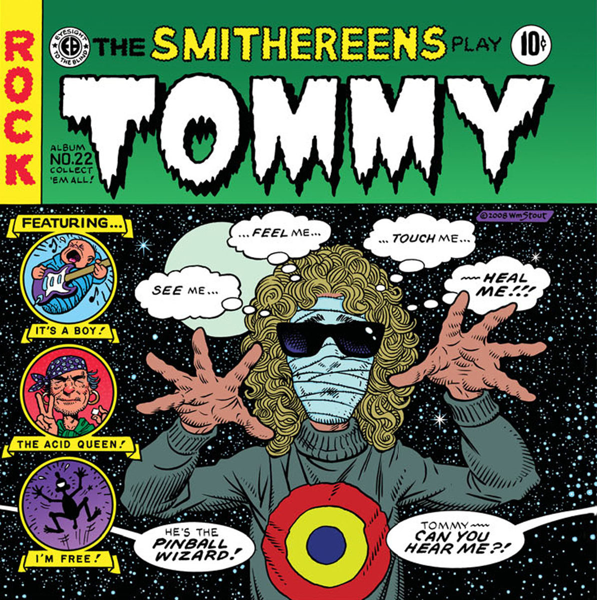 971f458fe7cdda RATBOY69  The Smithereens Play Tommy