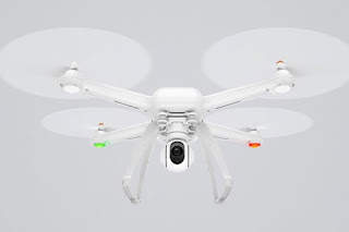 Xiaomi Mi Drone: Επίσημο το quadcopter της εταιρείας με ενσωματωμένη 360° 4K κάμερα [Video]
