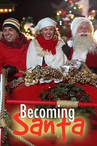Poster Becoming Santa