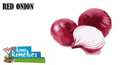 Home Remedies For Common Cold: Red Onion