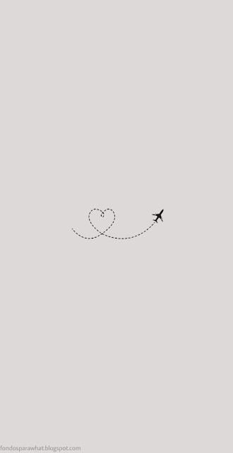 Fondos estilo tumblr con iconos minimalista