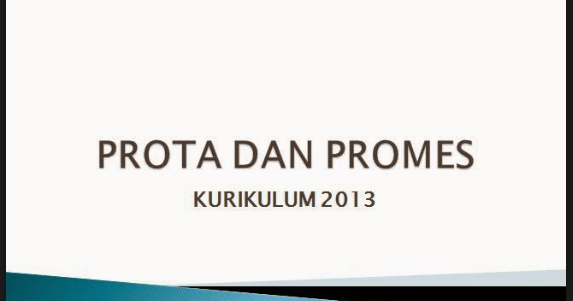 Prota Promes K13 Kelas 4 Sd Mi Revisi 2017 Perangkat Pembelajaran Kurikulum 2013 Sd Smp Sma Smk