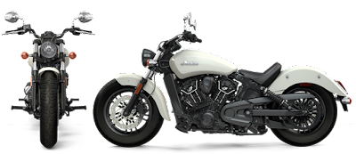 2016 Indian Scout Sixty Cruiser Motorcycle. 02
