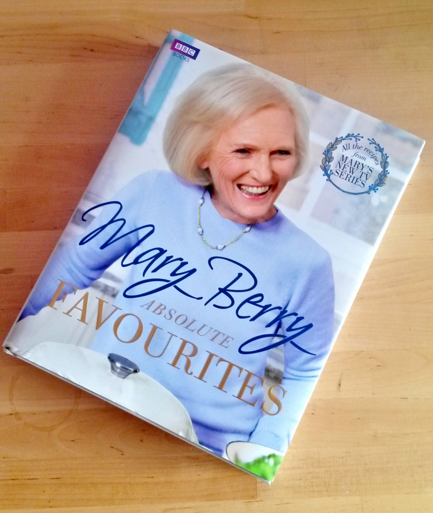 Mary Berry's Absolute Favourites Recipe Book - Mini Bakewell Tarts