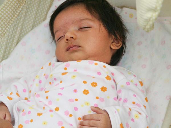 Bebeklerin Ağlama Nedeni: Yorgunluk