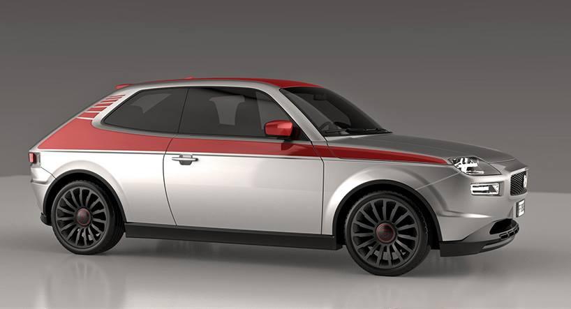 "CarscoopsFiat's Lapo Elkann ""Loves This Fiat 127 Prototype"""
