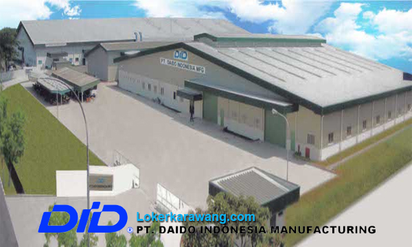 PT Daido Indonesia Manufacturing 2017