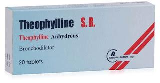 اقراص ثيوفيلين Theophylline