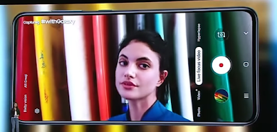 Samsung Galaxy A80 Phone Camera Details